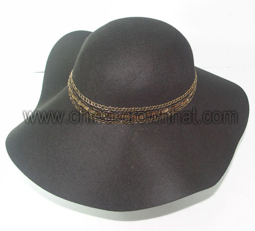 2207B Large edge-type female hat