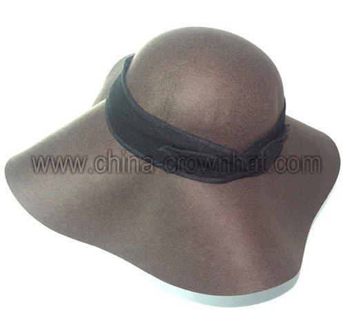 2207C Large edge-type female hat